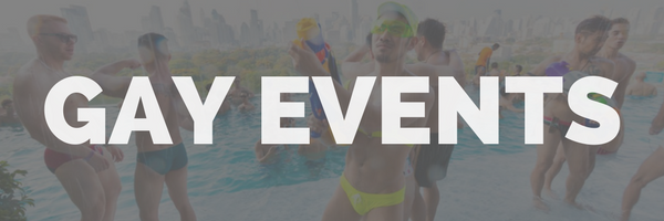 Little Gay Blog - Gay Events category