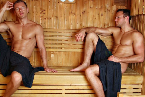 Gay Bathhouse