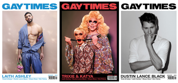 GayTimes Magazine - Issue 2