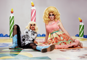 GayTimes - Trixie and Katya