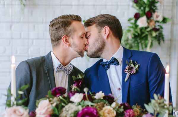 Equally Wed- Gay Marriage Blog