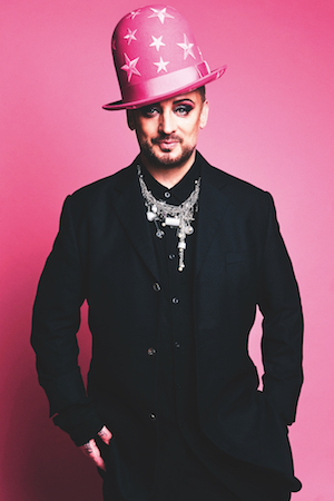 Gay Times Magazine - Boy George Interview
