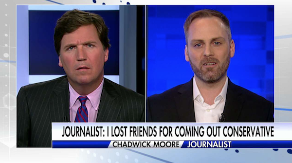 Chadwick Moore- Gay Conservative on Fox News