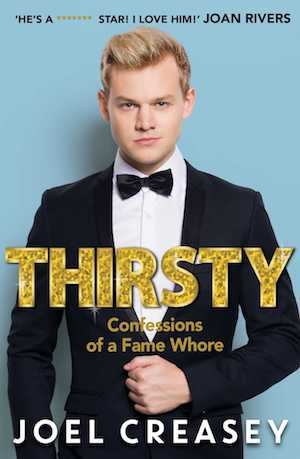 Joel Creasey Thirsty Book