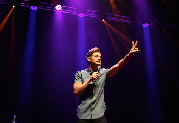 Joel Creasey Stand Up