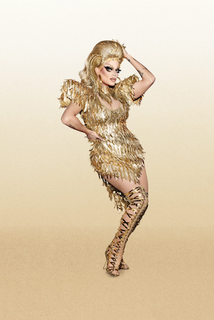 RuPaul's Drag Race All Stars Season 3 - Morgan McMichaels
